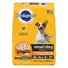 PEDIGREE® Targeted Nutrition Small Breed Dog Food - Chicken