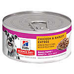 Hill's® Science Diet® Small &Toy Breed Mature Adult Dog Food - Chicken