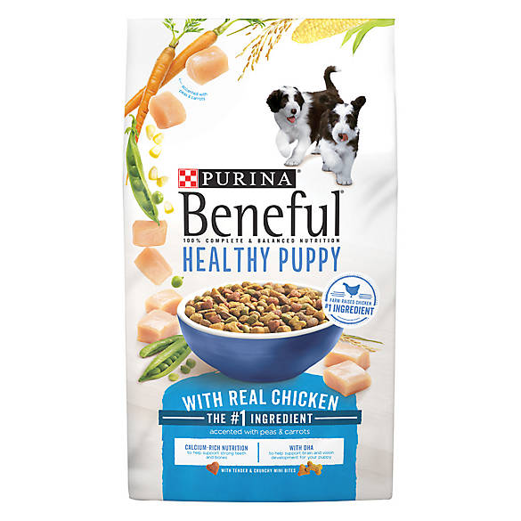 Purina Beneful Healthy Puppy Food Chicken Dog Dry Food Petsmart