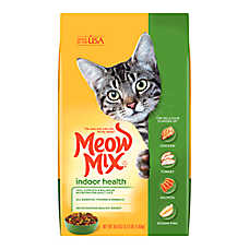 Meow Mix® Indoor Adult Cat Food