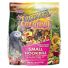 Brown's® Tropical Carnival® Small Hookbill Bird Food