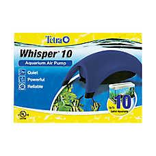 Tetra® Whisper Aquarium Air Pump