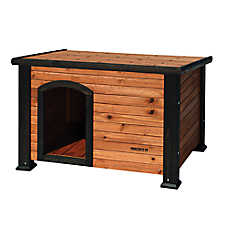 Precision Pet Products® Outback Log Cabin Dog House