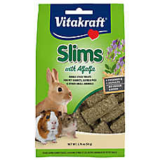 Vitakraft® Slims Nibble Stick Rabbit Treats