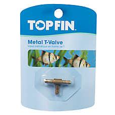 Top Fin® Metal T-Valve