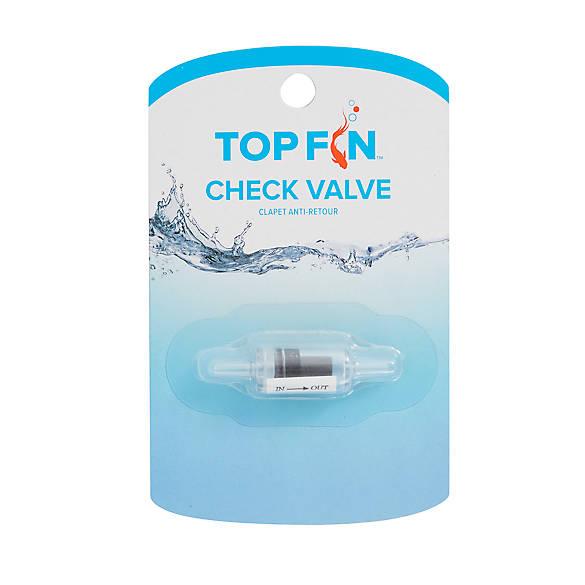 Top fin aquarium check valve fish air water pumps for Petsmart fish tank filters