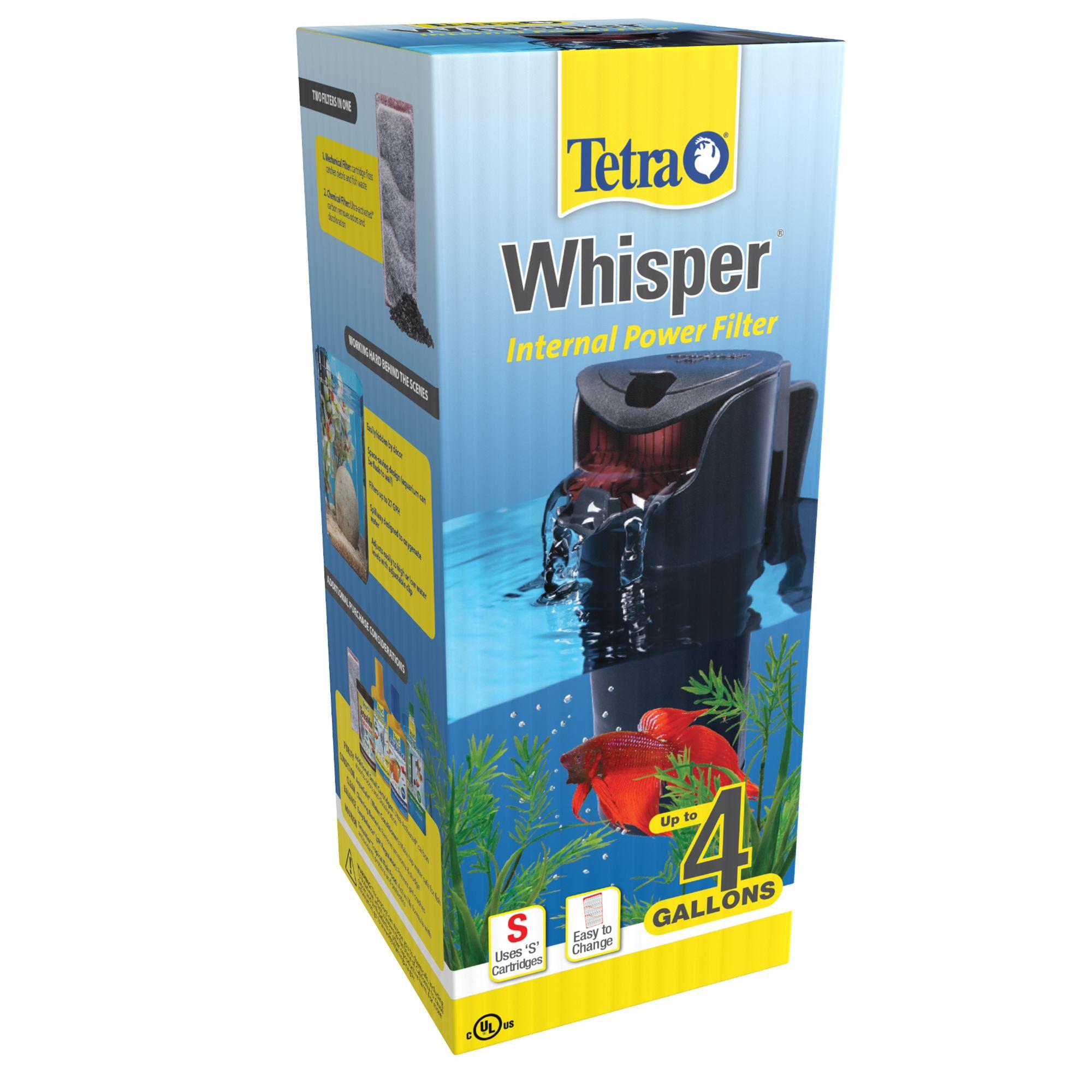 Tetra Whisper 3i In Tank Filter Fish Filters Petsmart