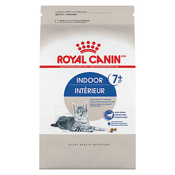 royal canin feline health nutrition indoor 7 cat food cat dry food petsmart. Black Bedroom Furniture Sets. Home Design Ideas