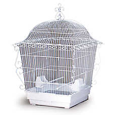Prevue Pet Products Scrollwork Bird Cage