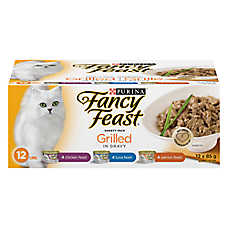 Fancy Feast® Grilled Variety Pack Cat Food