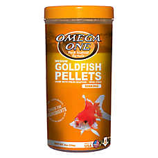 Omega™ One Goldfish Pellets Fish Food