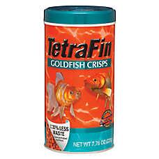 Tetra® TetraFin Goldfish Crisps Fish Food