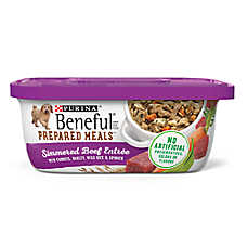 Purina® Beneful® Prepared Meals Dog Food - Simmered Beef Entree
