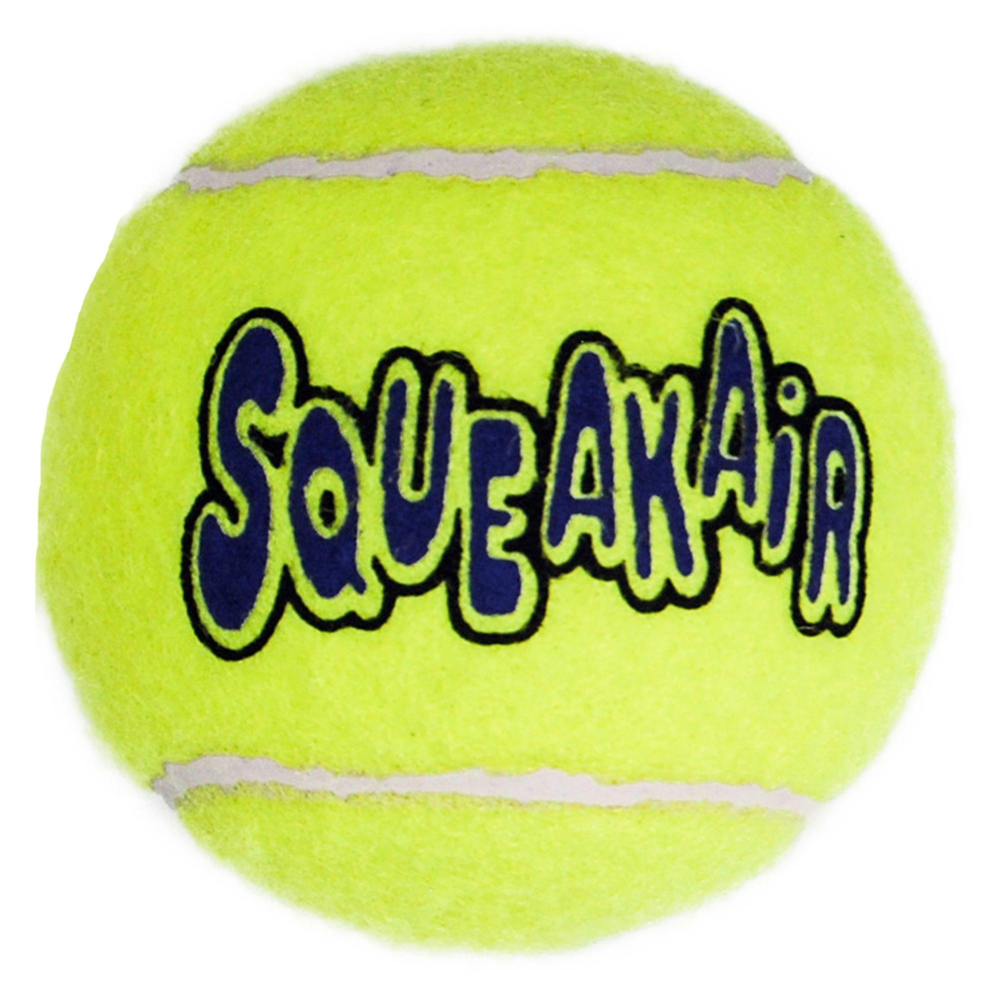 Kong Airdog Tennis Ball Squeaker Dog Toy Dog Balls Petsmart