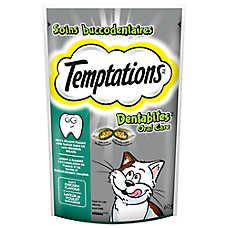 Temptations™ DENTABITES® Cat Treats