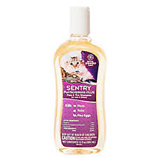 SENTRY® PurrScriptions® Plus Flea & Tick Cat Shampoo