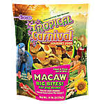 Brown's® Tropical Carnival® Gourmet Big Bites Macaw Food