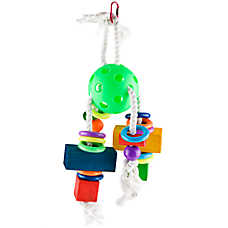 All Living Things® Waffle Ball Bird Toy