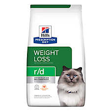 Hill's® Prescription Diet® r/d Weight Reduction Cat Food - Chicken