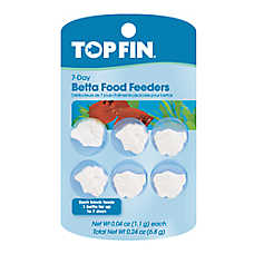 Top Fin® 7 Day Betta Food Feeder