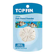 Top Fin® 10 Day Fish Food Feeder
