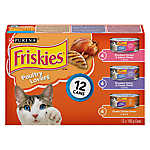 Purina® Friskies® Poultry Lovers Variety Pack Cat Food