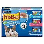 Purina® Friskies® Ocean Delights Variety Pack Cat Food