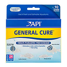 API® Guide Fish Problem Solving General Cure