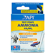 API® Aquarium Ammonia Test Strips