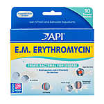 API® E.M. Erythromycin Fish Bacterial Infection Treatment