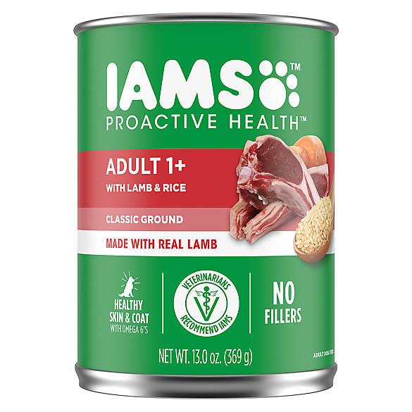 Nutro Ultra Dog Food >> Iams® ProActive Health Ground Dog Food | dog Canned Food | PetSmart