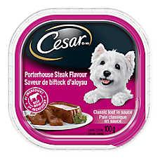 Cesar® Entrées Adult Dog Food