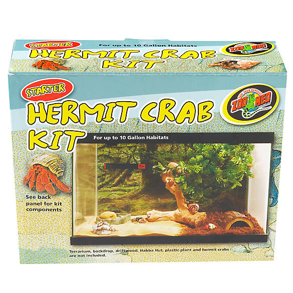 ZOO MED™ Hermit Crab Starter Kit | Tuggl