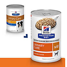 Hill's® Prescription Diet® s/d Urinary Care Dog Food - Original