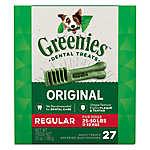 GREENIES® Regular Dental Dog Treat