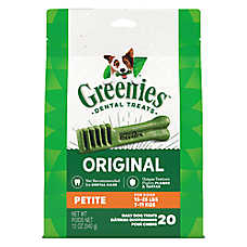 GREENIES® Petite Dental Dog Treat