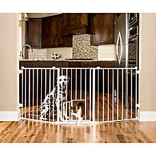 Carlson™ Pet Products Flexi Walk-Thru Gate