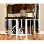 Carlson Pet Products Flexi Walk-Thru Gate