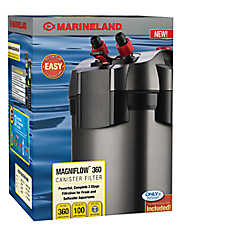 Marineland® C360 Canister Filter