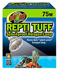 Zoo Med™ Repti Tuff Splashproof Halogen Lamp