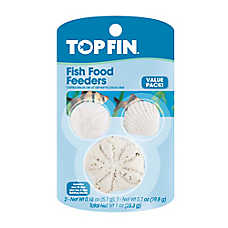 Top Fin® Fish Food Value Pack Feeder