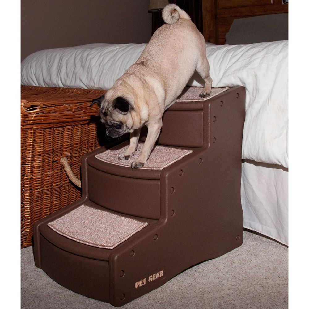 Pet Stairs Assist Ramp for Dogs /& Cats no branded Pet Stairs 3 layers slope