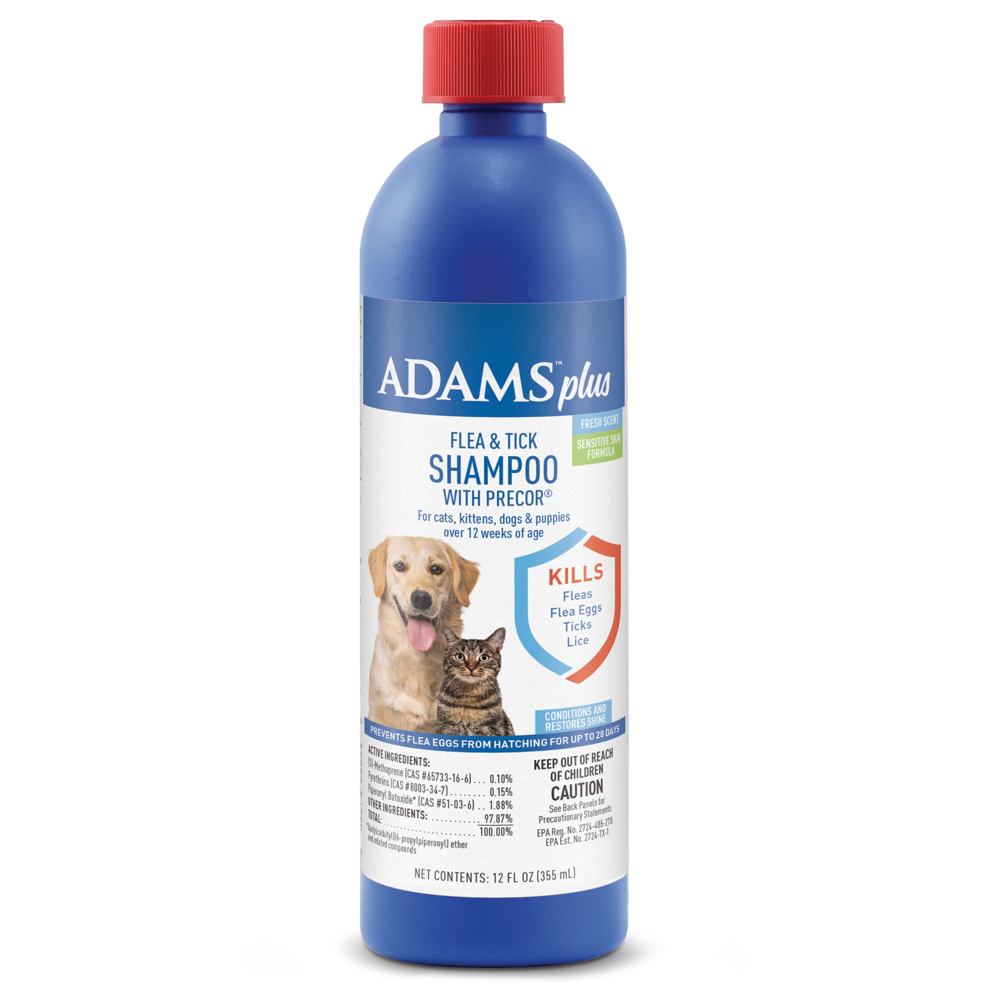 Flea Shampoos & Dips