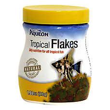 Aqueon® Color Enhancing Tropical Fish Flakes
