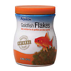 Aqueon® Goldfish Flakes
