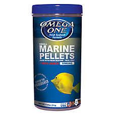 Omega™ One Marine Garlic Pellets Fish Food
