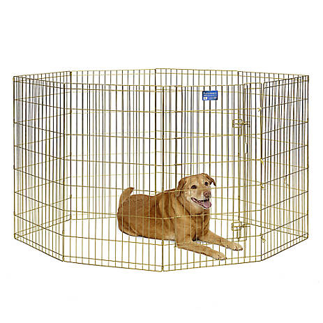 00a5a823caed MidWest® 8 Panel Exercise Pen | dog Houses & Pens | PetSmart