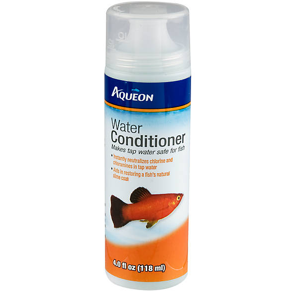 Aqueon Aquarium Water Conditioner Fish Water Care