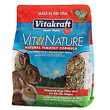 Vitakraft® VitaNature Natural Rabbit Food