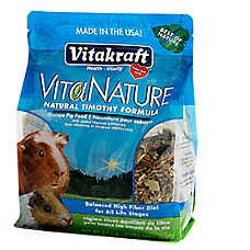 Vitakraft® VitaNature Natural Guinea Pig Food